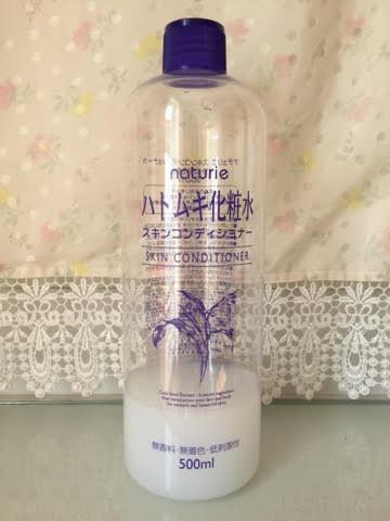 ハトムギ化粧水おすすめ