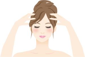 頭皮のたるみマッサージ仕方