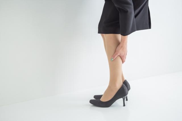 脚のむくみ原因