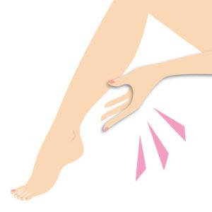 脚のむくみ取り方
